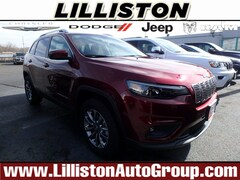 New 2019 Jeep Cherokee LATITUDE PLUS 4X4 Sport Utility for sale near Vineland, NJ