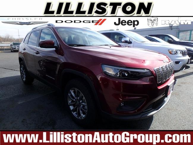 New 2019 Jeep Cherokee LATITUDE PLUS 4X4 Sport Utility for sale in Millville, NJ