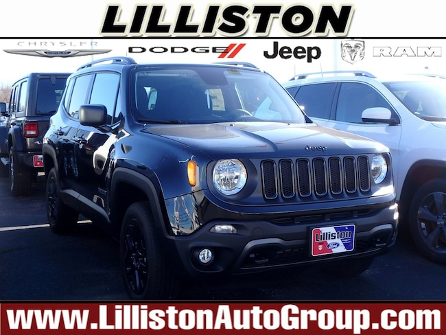 New 2018 Jeep Renegade UPLAND 4X4 Sport Utility for sale in Millville, NJ