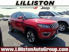 New 2018 Jeep Compass LIMITED 4X4 Sport Utility for sale in Millville, NJ