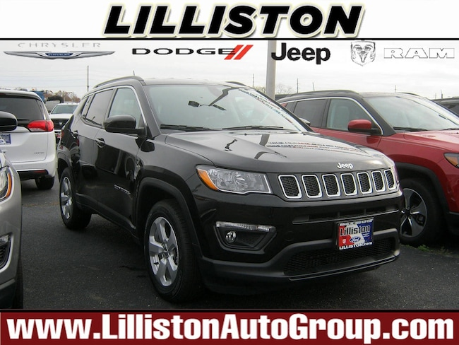 New 2019 Jeep Compass LATITUDE FWD Sport Utility for sale in Millville, NJ