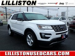 Used 2016 Ford Explorer XLT SUV for sale in Millville, NJ