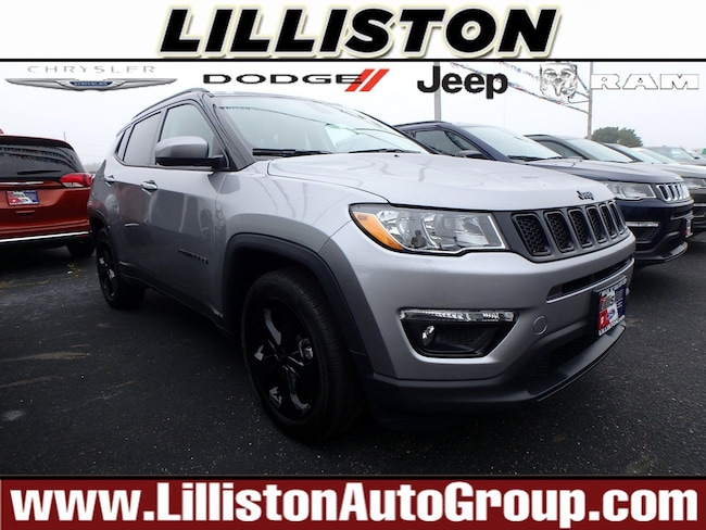 New 2019 Jeep Compass ALTITUDE FWD Sport Utility for sale in Millville, NJ