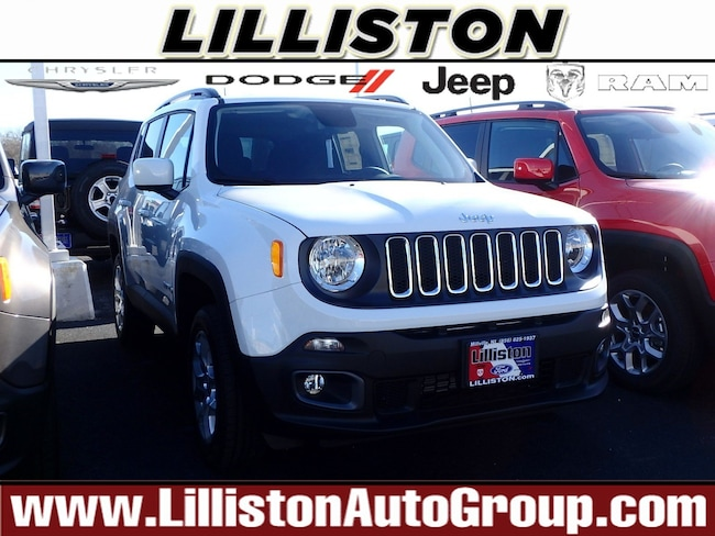 New 2018 Jeep Renegade LATITUDE 4X4 Sport Utility for sale in Millville, NJ