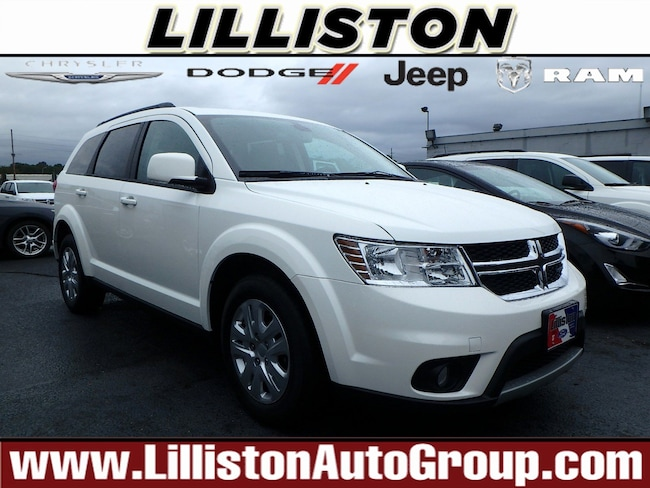 New 2018 Dodge Journey V6 VALUE PACKAGE Sport Utility for sale in Millville, NJ