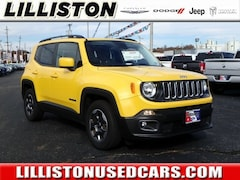 Used 2016 Jeep Renegade Latitude FWD SUV for sale in Millville, NJ