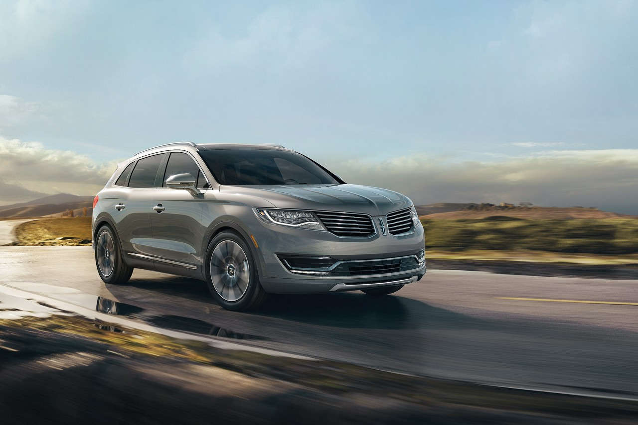 How to check your tires' health at Lincoln of New Bern | Silver 2020 Lincoln MKX driving on country road