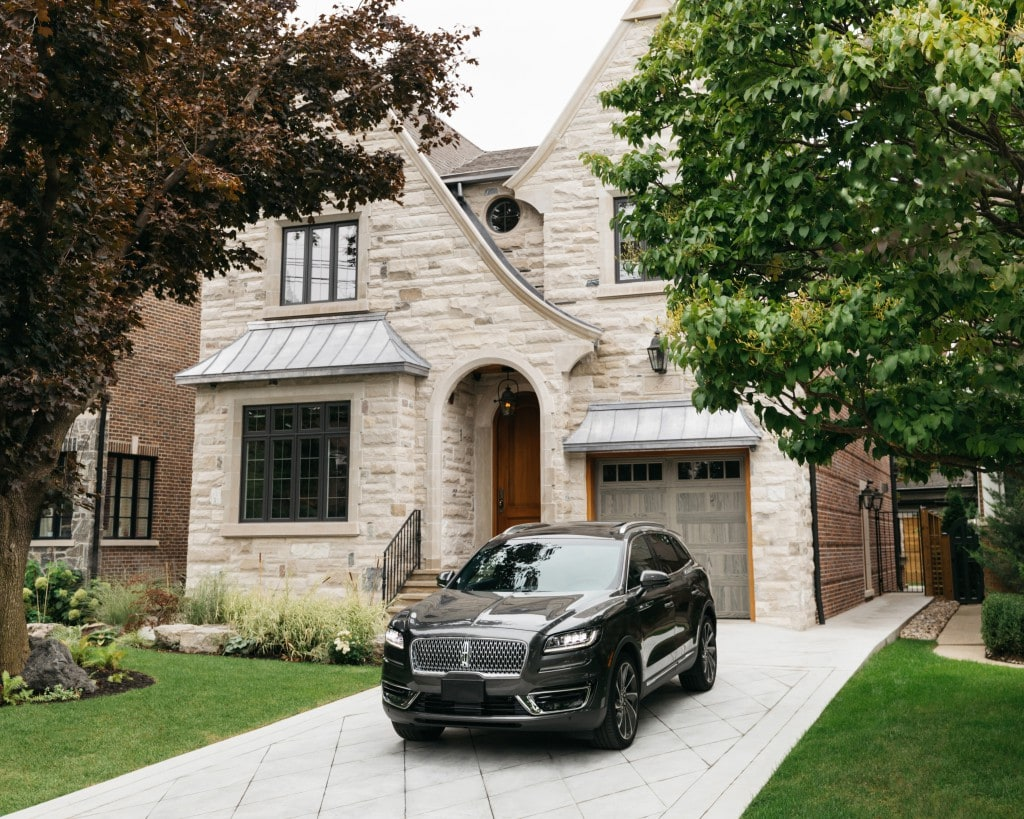 Why drivers should consider an extended warranty on their  at Lincoln of New Bern | 2019 nautilus parked outside a house