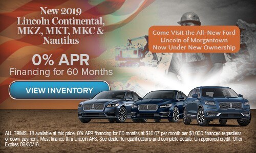 New 2019 Lincoln Continental, MKZ, MKT, MKC & Nautilus