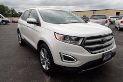 Used 2016 Ford Edge Titanium AWD SUV Worcester, Massachusetts