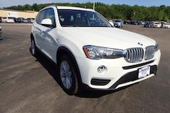 Used 2017 BMW X3 28i X-Drive SUV 5UXWX9C33H0T23629 Worcester Massachusetts