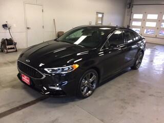 2019 Ford Fusion V6 Sport Sedan