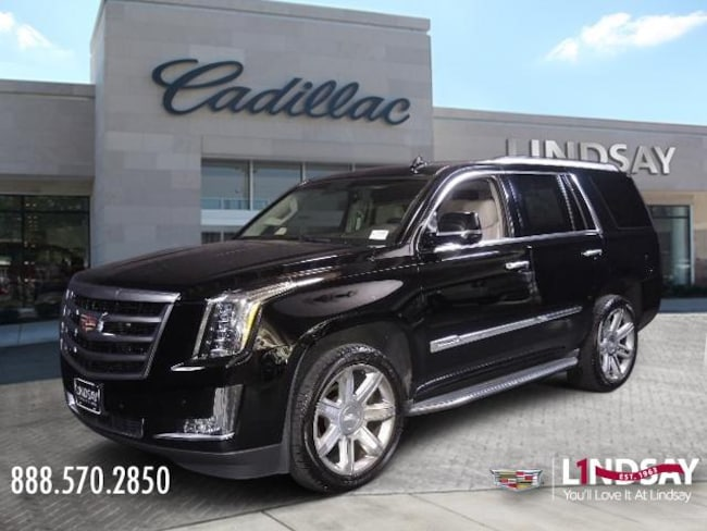 2015 CADILLAC ESCALADE Luxury SUV