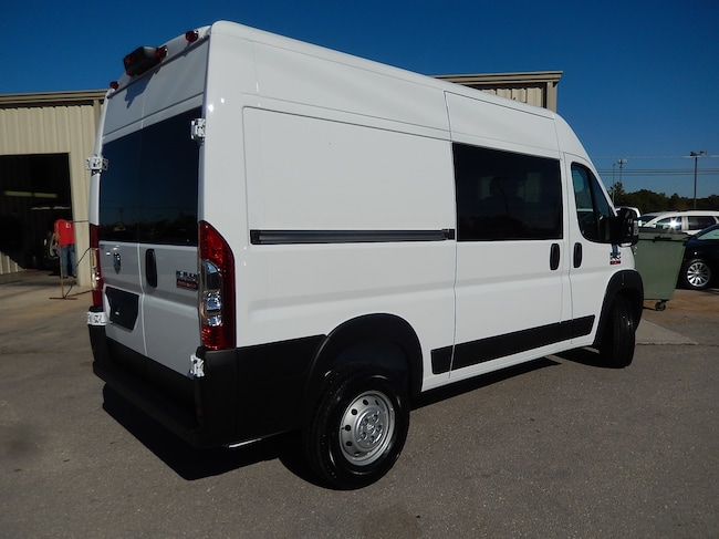 New 2019 Ram Promaster 1500 Cargo High Roof 136 Quot Wb For