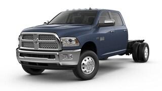 2018 Ram 3500 Chassis Laramie 4x4 Crew Cab