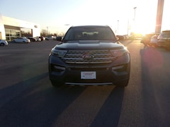 New 2021 Ford Explorer Limited SUV for Sale in Lebanon, MO