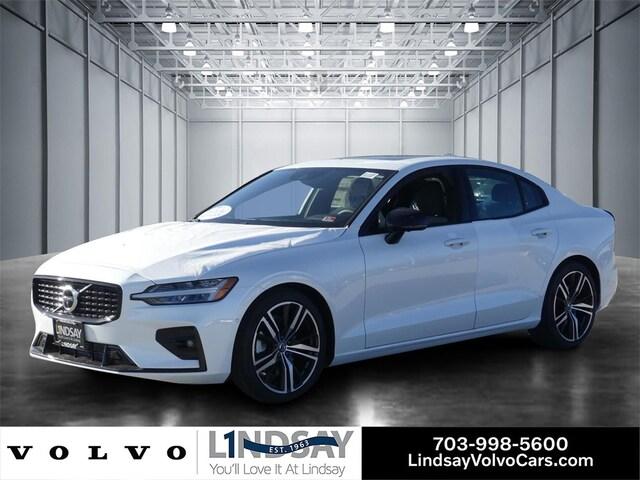 Featured New 2021 Volvo S60 T5 R-Design Sedan for Sale in Alexandria, VA