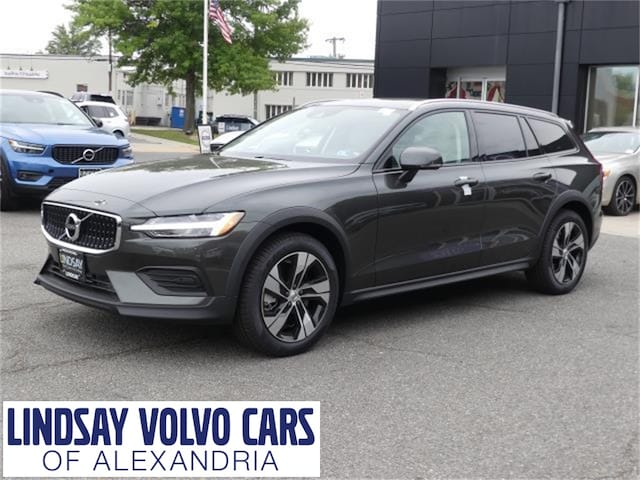 Featured New 2020 Volvo V60 Cross Country T5 Wagon for Sale in Alexandria, VA