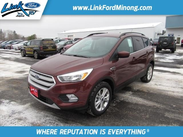 2018 Ford Escape SE SE 4WD