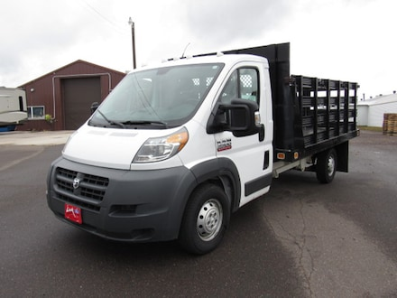 2014 Ram Promaster 3500 Chassis Cab 159 WB Low Roof Extended Chassis Truck