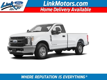2019 Ford F-350 Super Duty Long Bed Truck