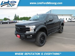 2018 Ford F-150 Black Knight Waldoch