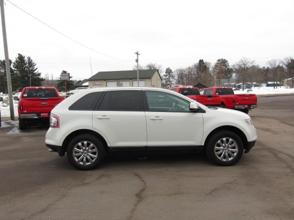 Used 2010 Ford Edge For Sale At Link Ford Minong Vin 2fmdk4jc4aba78420