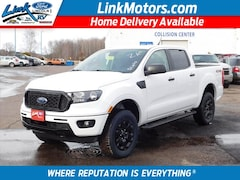 2020 Ford Ranger XLT 4x4 XLT  SuperCrew 5.1 ft. SB