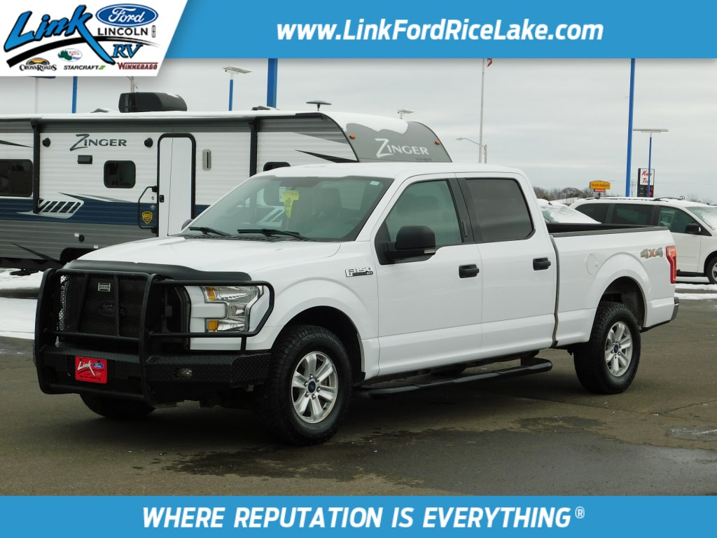 2015 Ford F-150 XLT 4x4 XLT  SuperCrew 6.5 ft. SB