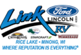 Link Ford Rice Lake