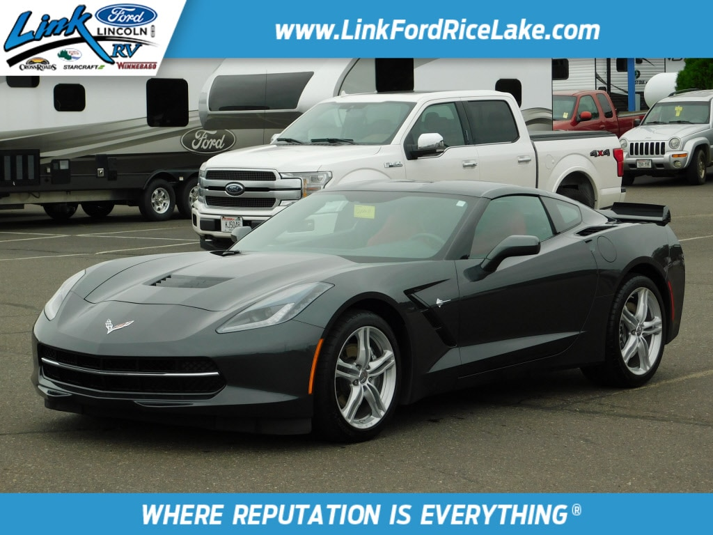 2017 Chevrolet Corvette Stingray Stingray  Coupe w/1LT