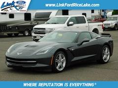 2017 Chevrolet Corvette Stingray Stingray  Coupe w/1LT
