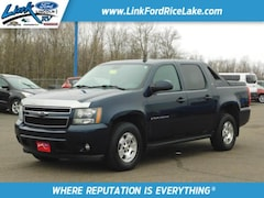 Used 2007 Chevrolet Avalanche LT Crew Cab Truck