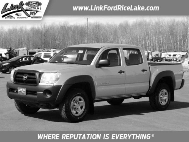 2008 Toyota Tacoma Prerunner Crew Cab Short Bed Truck