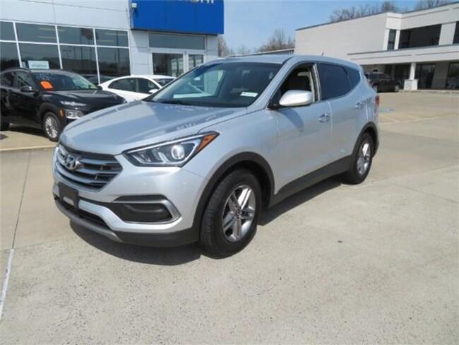 2018 Hyundai Santa Fe Sport 2.4L All-wheel Drive SUV
