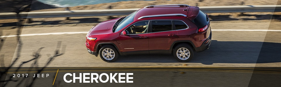 2017 Jeep Cherokee Model Overview at Linwood Motors of Paducah