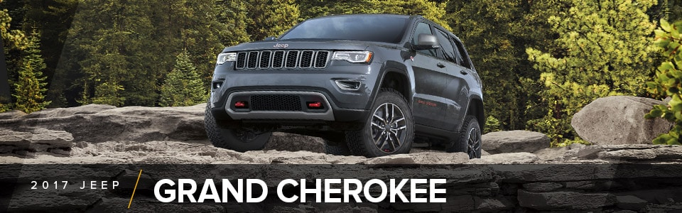 2017 Jeep Grand Cherokee model overview at Linwood Motors of Paducah
