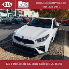 New 2021 Kia Forte GT-Line Sedan 3KPF34AD5ME285799 K3669 in State College, PA at Lion Country Kia