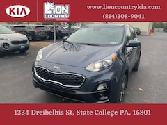 New 2021 Kia Sportage LX SUV KNDPMCAC7M7887865 K3694 in State College, PA at Lion Country Kia