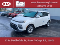 New 2021 Kia Soul S Hatchback KNDJ23AU0M7773162 K3759 in State College, PA at Lion Country Kia