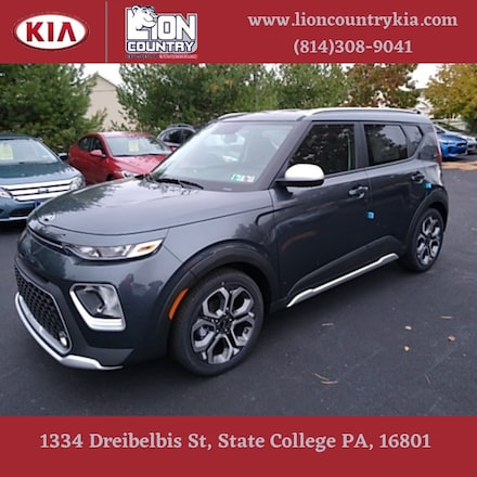 New Featured 2020 Kia Soul X-Line Hatchback for sale near you in State College, PA