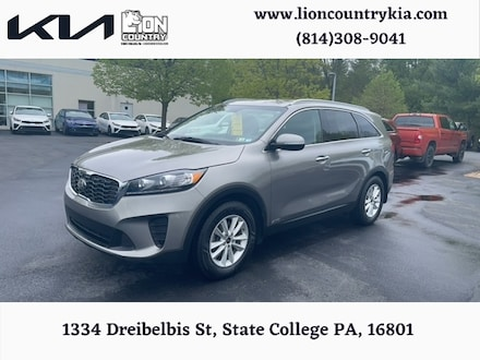 Pre-Owned Featured 2019 Kia Sorento 2.4L LX SUV for sale near you in State College, PA