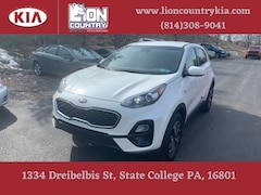 New 2021 Kia Sportage LX SUV KNDPMCAC5M7904615 K3769 in State College, PA at Lion Country Kia