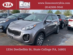 2018 Kia Sportage EX SUV for sale in State College, PA at Lion Country Kia