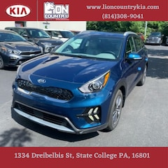 New 2020 Kia Niro Plug-In Hybrid EX SUV KNDCD3LDXL5388041 K3584 in State College, PA at Lion Country Kia