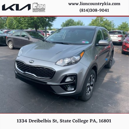 New Featured 2020 Kia Sportage LX SUV for sale near you in State College, PA