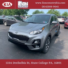 2020 Kia Sportage LX SUV KNDPMCAC6L7823377 for sale in State College, PA at Lion Country Kia