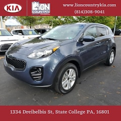 2018 Kia Sportage LX SUV for sale in State College, PA at Lion Country Kia