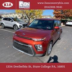 New 2021 Kia Soul LX Hatchback KNDJ23AU5M7742649 K3608 in State College, PA at Lion Country Kia