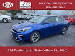 Used 2019 Kia Forte LXS Sedan 3KPF24AD1KE104455 K3726A in State College, PA at Lion Country Kia